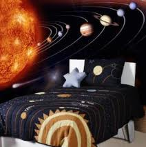 Let your boys imagination run into space whatboyswear for Outer space bedroom design